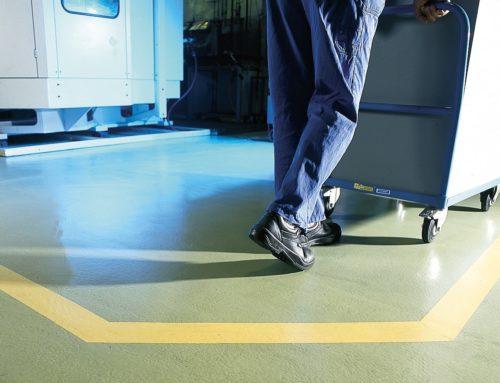 La sicurezza negli ambienti industriali e produttivi
